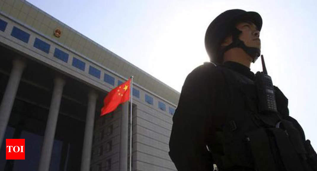 'Guilty until proven innocent': Surge in arrests engulfs Muslims in China