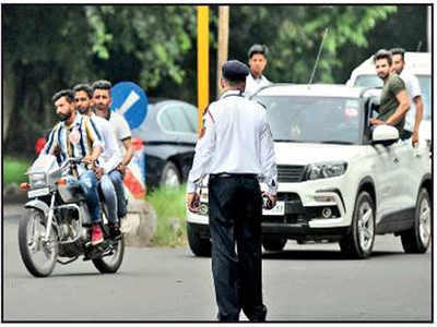 Traffic discipline makes big U-turn in Chandigarh