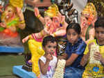 Ganesh Chaturthi: 30 devotional photos from across India