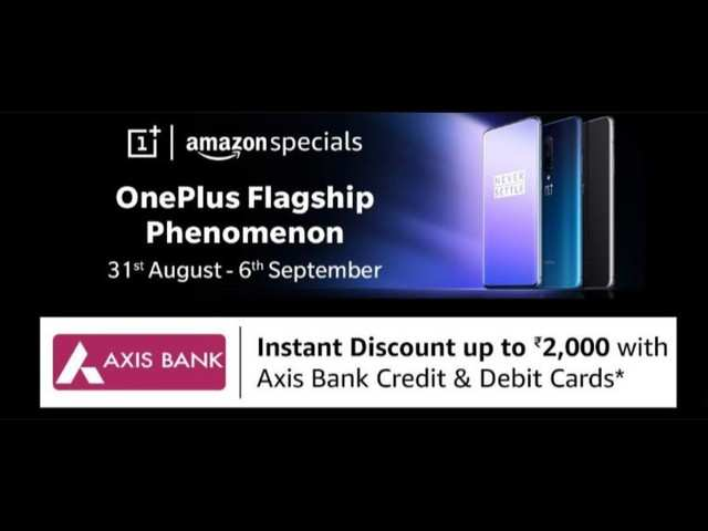 OnePlus 7, OnePlus 7 Pro available at discount for next five days