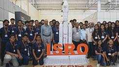 LD engineering college organises a space and science fest