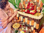 Celebs welcome Lord Ganesha