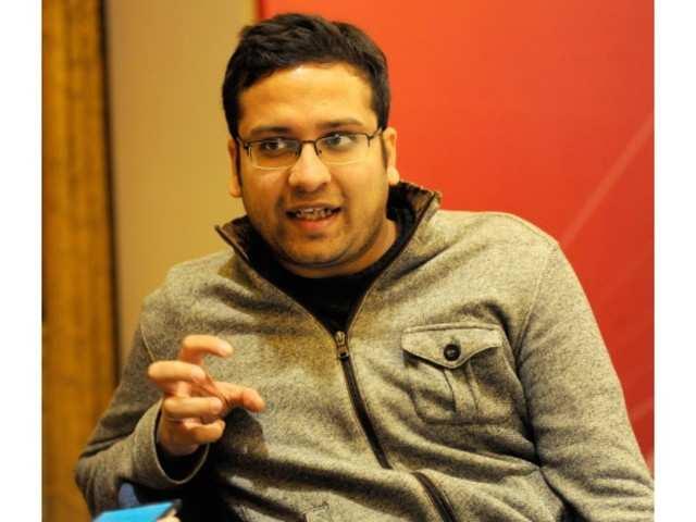 Flipkart co-founder Binny Bansal is $14 million richer