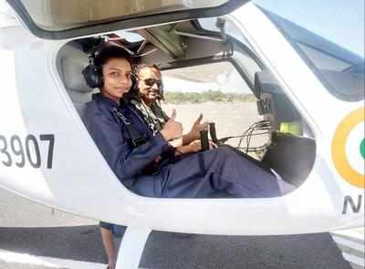 NCC revives flight training, over 250 cadets to take wing