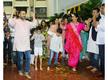 Watch: Shilpa Shetty Kundra lets her inner child out as she dances during the Ganpati visarjan