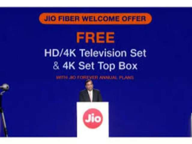 Reliance Jio may offer free services to trial GigaFiber users