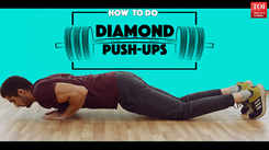 Workout Tutorials: How to do Diamond push-ups