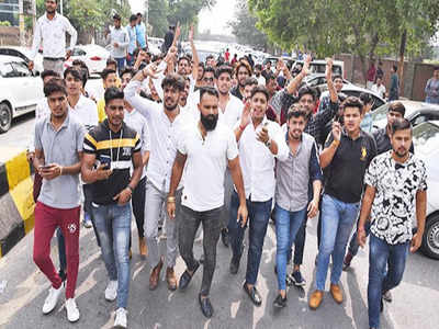 Image result for 3 students arrested amity