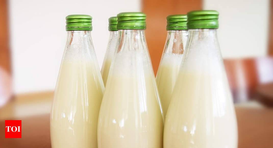 Milk import a concern in FTA talks - Times of India