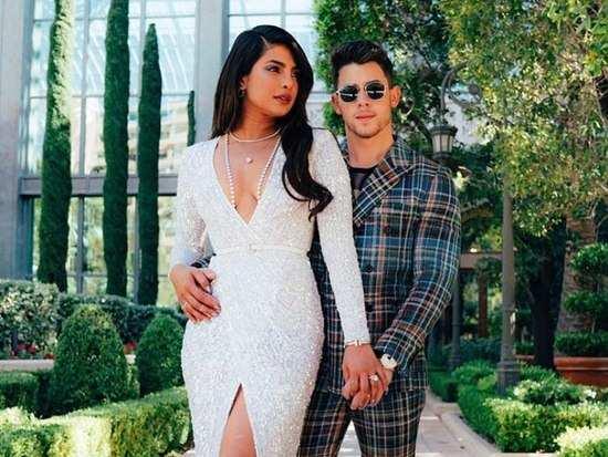 US magazine names Priyanka Chopra and Nick Jonas as their first 'Best Dressed Couple'