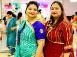 Rashmi and Nandini