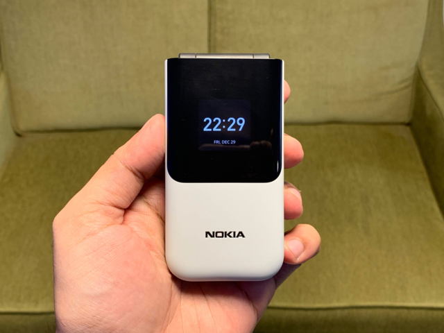 IFA 2019: HMD launches Nokia 2720 Flip, 800 Tough and New Nokia 110 feature phones