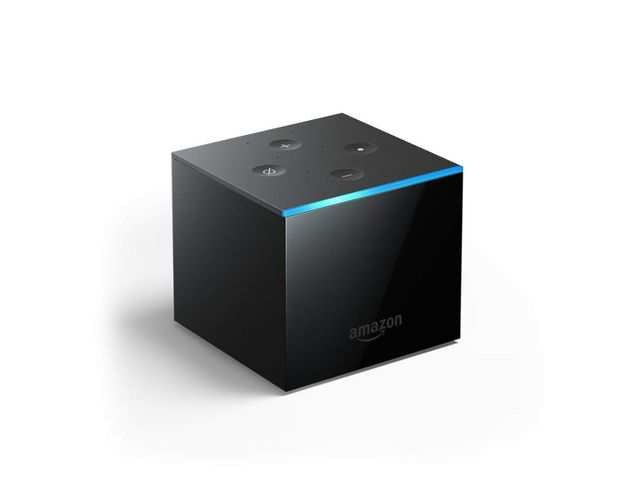 Amazon launches new generation Fire TV Cube