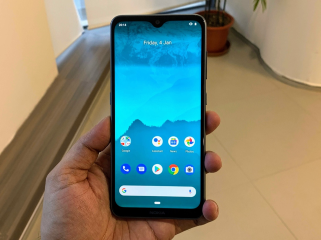 Nokia 6.2: First impressions