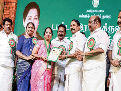 Tamil Nadu: Free laptops for government school teachers