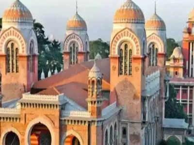Protest against expelling Madras University student
