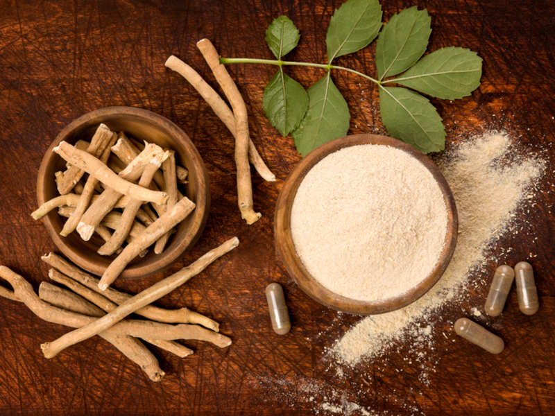 Weight loss: Here's how ashwagandha can help you lose weight - Times of  India