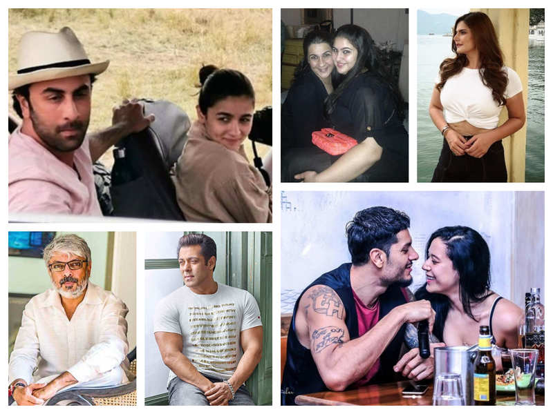 The Week That Was! From Alia-Ranbir's wildlife vacay to Sara's epic makeover - here's all that happened