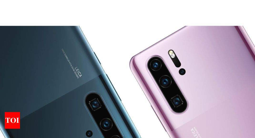 Here's how Huawei plans to avoid Android ban - Times of India