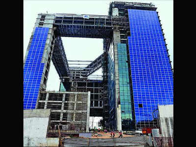 Twin tower Hyderabad police fortress cost escalates to Rs