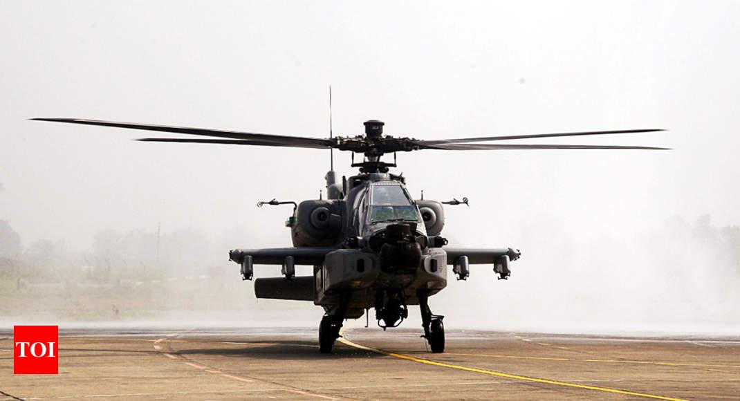 Apache AH64E has edge over Mi-35 in e-warfare, missile