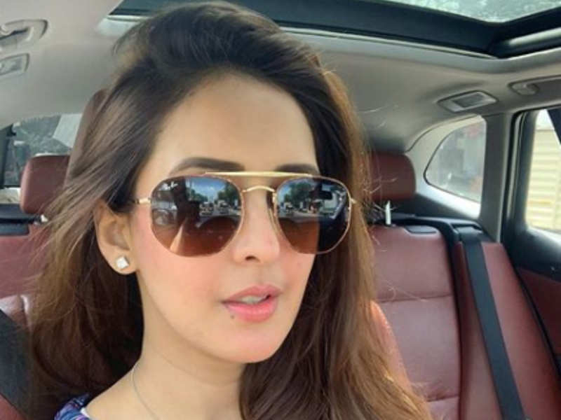 """Style evolves as you age""""-Chahat Khanna, actor - Times of India"""