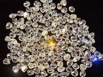 Diamond prices crash again ahead of Diwali, Xmas   Surat