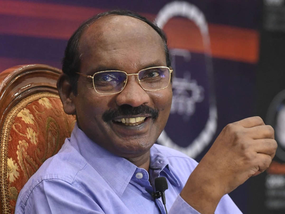 A humble farmer's son to Isro's 'Rocket Man': Incredible journey of K Sivan  | India News - Times of India