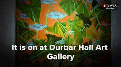 Bhramanam Painting Exhibition by artist Ramesh Kunjan