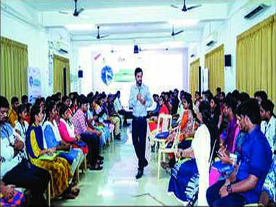 CII workshop exposes students to environmentalism