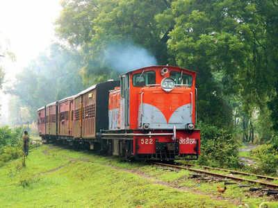Saputara to be next station for heritage narrow gauge train