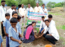 Students of Dadasaheb Patil Agriculture College take up tree plantation