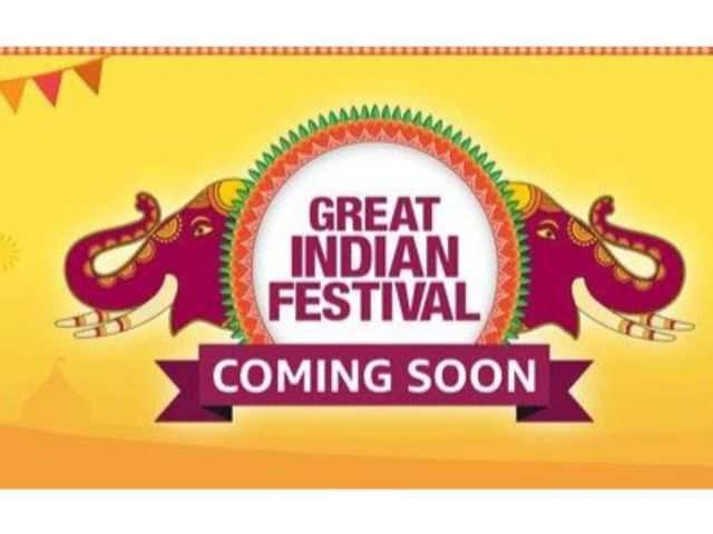 Amazon announces Great Indian Festival sale, to offer 10% extra discount on SBI cards