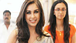 Lisa Ray talks about health and wellness in Ahmedabad