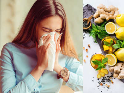 Foolproof Ayurvedic remedies to fight a cold or a flu