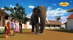 Haathi | An Elephant | 3D Animation | Hindi Nursery Rhyme
