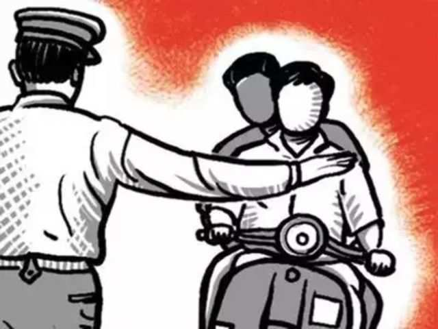 Worried about traffic challan? Here's what you need to know