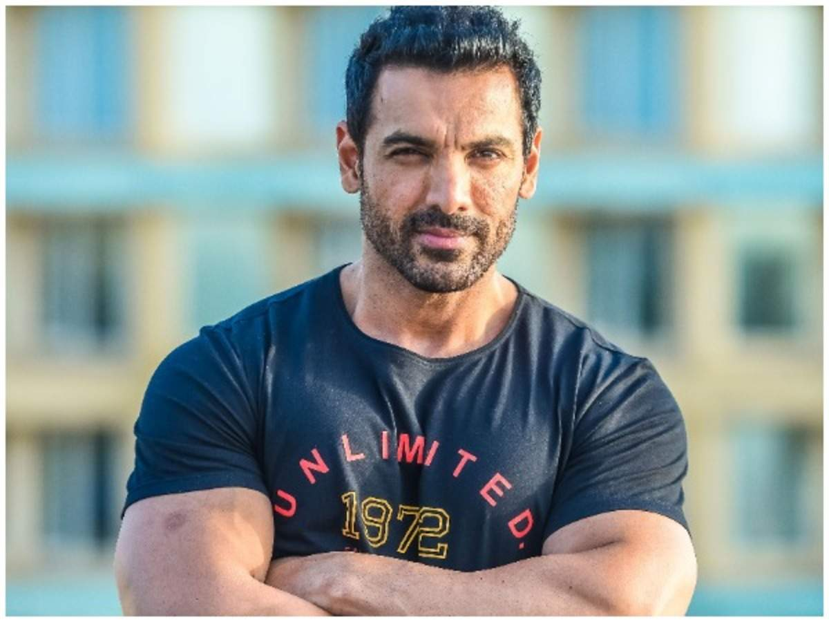 John Abraham: There is no actor or director who can guarantee success |  Hindi Movie News - Times of India