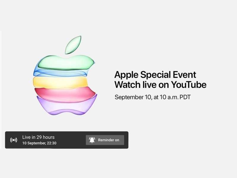 iPhone 11 Launch Event: Apple to livestream iPhone launch