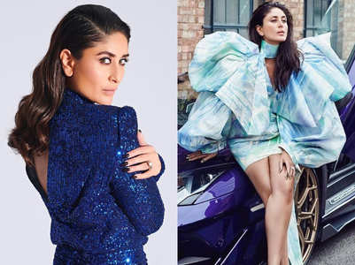 Blue is the hot new colour this season