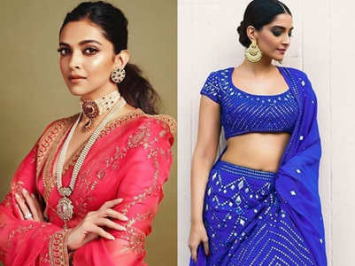 Festive make-up looks by Bollywood stars