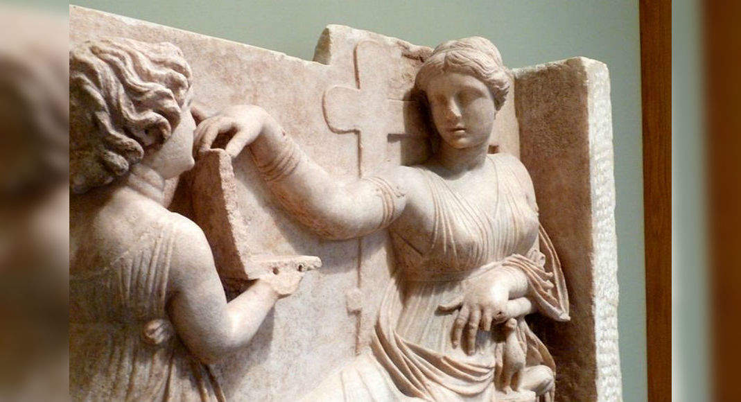Does This Picture Prove That Ancient Greeks Used Laptops Times Of India Travel