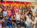 Alister D'Silva, Pearl Daruwalla, Ashok Row Kavi and Chitra Palekar
