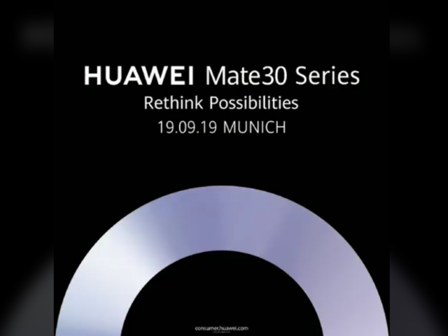 Mate 30 series may be the first Huawei phones to come without Google apps: Report