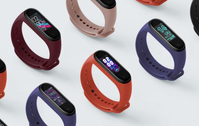 Xiaomi Mi Band 4 arriving in India next week