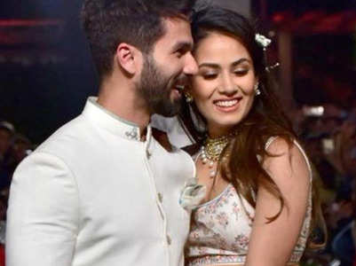 Shahid reminisces his first meet with Mira