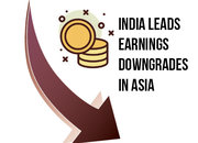 India tops Asia's earnings downgrades