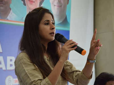 Urmila Matondkar quits Congress party