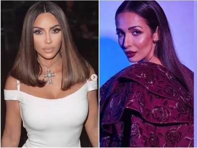 7 things common between Kim and Malaika