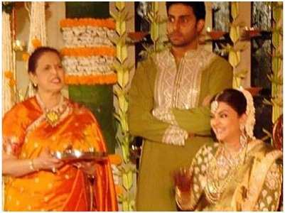 Aish's baby shower pictures goes viral